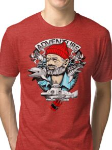 Adventure with Dynamite Tri-blend T-Shirt
