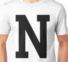 Letterman N Unisex T-Shirt