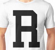 Letterman R Unisex T-Shirt