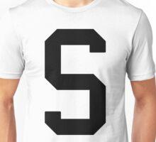 Letterman S Unisex T-Shirt
