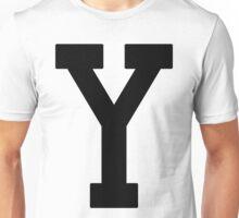 Letterman Y Unisex T-Shirt