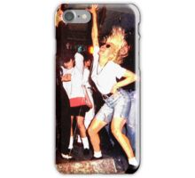 If We Took A Holiday... iPhone Case/Skin