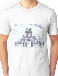 Pedestrian Bridge Unisex T-Shirt