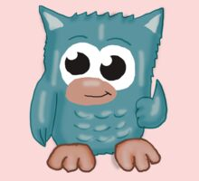 Blue Owl  by Rajee