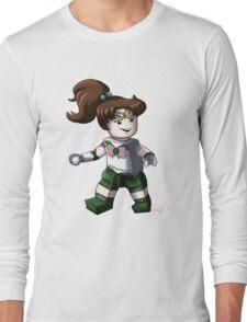 Legolized Sailor Jupiter Long Sleeve T-Shirt