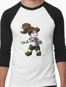 Legolized Sailor Jupiter Men's Baseball ¾ T-Shirt