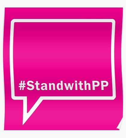 #StandwithPP Poster