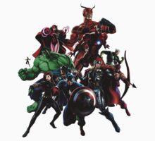 The Avengers - I vendicatori by siricel1