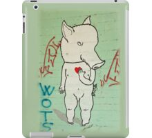 Naked Piggy iPad Cover iPad Case/Skin