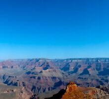 The Grand Canyon (1) by Hayley Musson