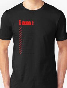 I AM: sherlock holmes Unisex T-Shirt