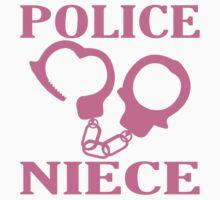 Police Niece Kids Tee