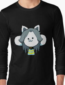Undertale Temmie Shop Long Sleeve T-Shirt