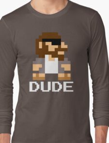 Super Lebowski Brother Long Sleeve T-Shirt