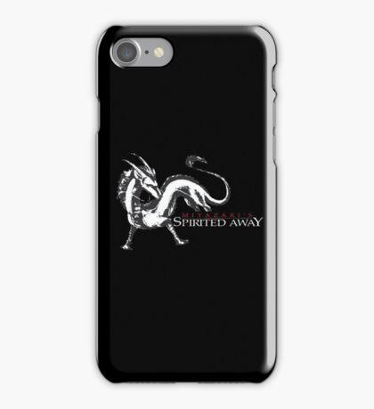 spirited away haku dragon iPhone Case/Skin