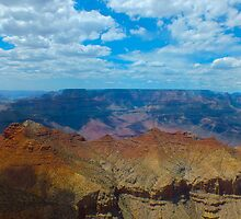 The Grand Canyon (2) by Hayley Musson