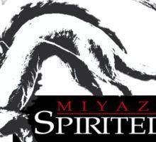 Spirited away dragon Sticker