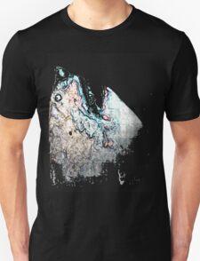 The Great White Yarn Shark Unisex T-Shirt