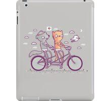 love bike iPad Case/Skin
