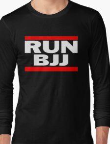 Run BJJ Long Sleeve T-Shirt