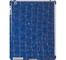 Blue Bubble Wrap iPad Cover iPad Case/Skin