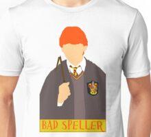 The Bad Speller Unisex T-Shirt