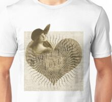 Sweet Lady Love Unisex T-Shirt