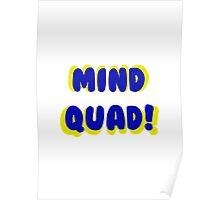 Mind Quad Poster