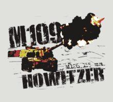 M109 howitzer by deathdagger