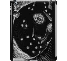 Negative Jason iPad Case/Skin