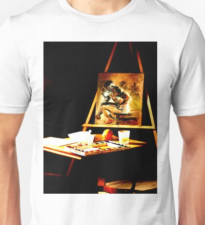 An Art Easel Unisex T-Shirt