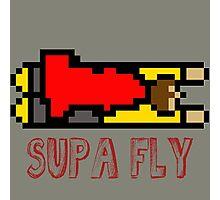 Supa Fly Photographic Print