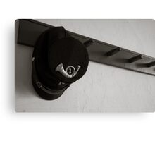 Military Cap Canvas Print