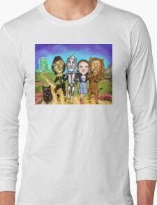 Wizard of Oz Long Sleeve T-Shirt