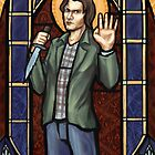 Sam Winchester, Saint of Perserverence by FlyingFoxWhale
