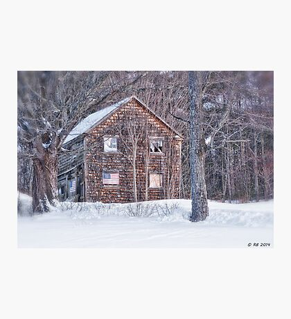 Rural Loyalty Photographic Print