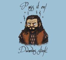 Dwarves stink! by SUIamena