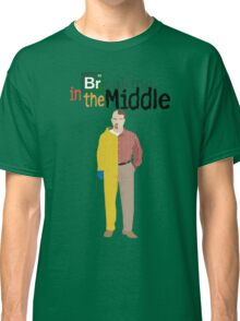 Breaking In The Middle Classic T-Shirt