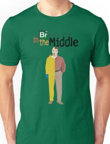 Breaking In The Middle Unisex T-Shirt