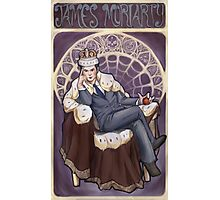 Villain Nouveau- Jim Moriarty Photographic Print