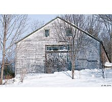 Rugged Winter Beauty Photographic Print
