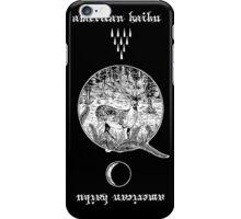 American Haiku Phone Case iPhone Case/Skin