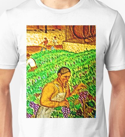 a family winery Unisex T-Shirt