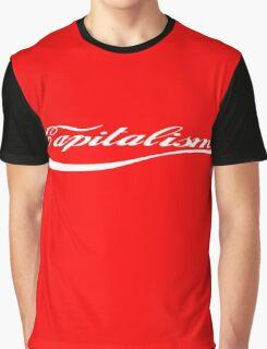 Enjoy Capitalism Graphic T-Shirt