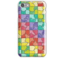 Square CrissCross iPhone Case/Skin