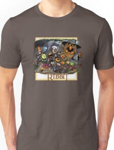 The Ribbit Unisex T-Shirt
