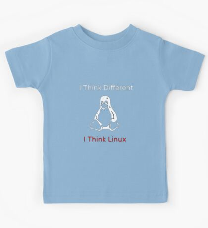 I think Linux Kids Tee