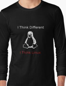 I think Linux Long Sleeve T-Shirt