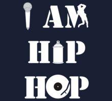 I Am Hip Hop Kids Clothes