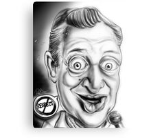 Rodney Dangerfield Caricature Metal Print